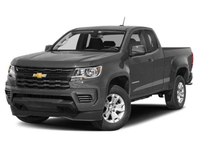 """2021 Chevrolet Colorado 2WD LT 2WD Ext Cab 128"""" LT Gas I4 2.5L/ [7]"""