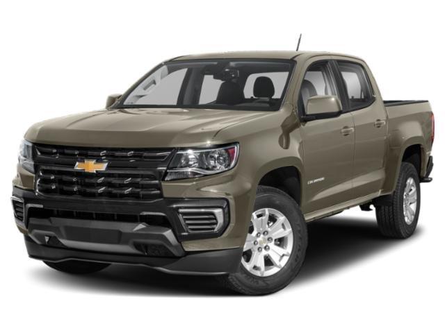 2021 Chevrolet Colorado 4WD ZR2 4WD Crew Cab 128″ ZR2 Gas V6 3.6L/ [17]