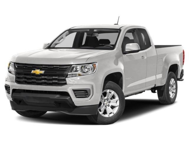 """2021 Chevrolet Colorado 2WD LT 2WD Ext Cab 128"""" LT Gas I4 2.5L/ [8]"""