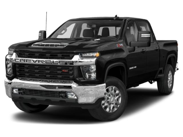2021 Chevrolet Silverado 3500HD High Country 4WD Crew Cab 172″ High Country Turbocharged Diesel V8 6.6L/ [1]