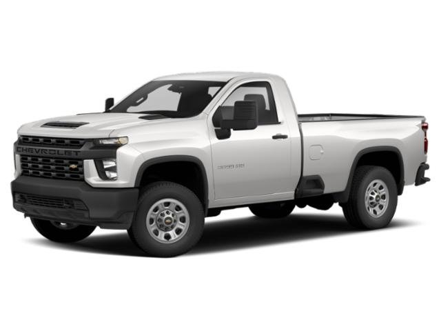 "2021 Chevrolet Silverado 3500HD LT 4WD Reg Cab 142"" LT Gas V8 6.6L/ [1]"