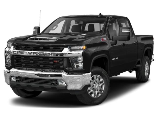 "2021 Chevrolet Silverado 3500HD LT 4WD Crew Cab 159"" LT Gas V8 6.6L/ [14]"