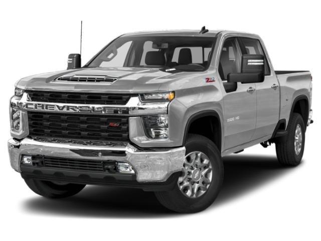 """2021 Chevrolet Silverado 3500HD LT 4WD Crew Cab 159"""" LT Turbocharged Diesel V8 6.6L/ [2]"""