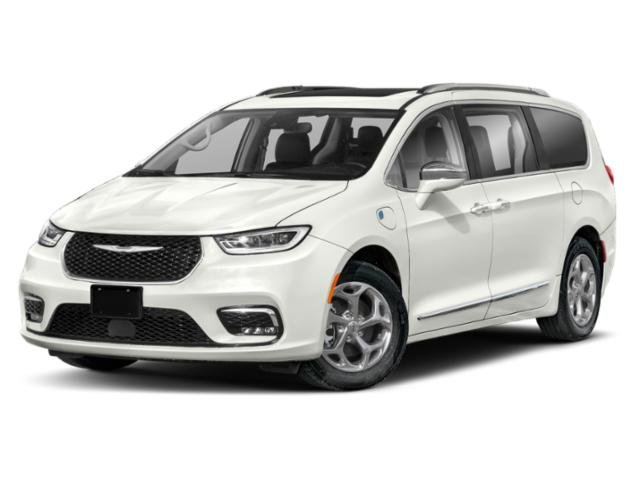 2021 Chrysler Pacifica Hybrid Limited Hybrid Limited FWD Gas/Electric V-6 3.6 L/220 [3]