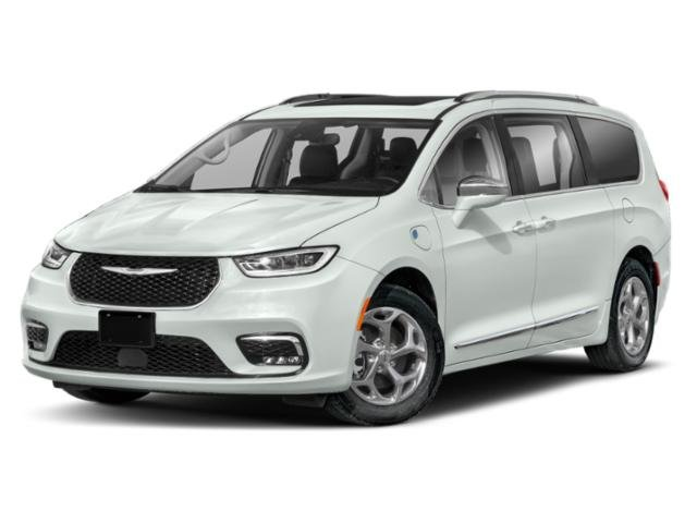 2021 Chrysler Pacifica Hybrid Limited Hybrid Limited FWD Gas/Electric V-6 3.6 L/220 [14]