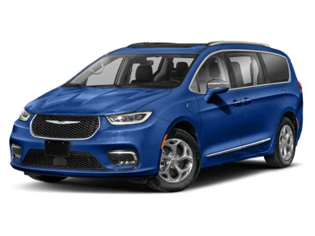 2021 Chrysler Pacifica Hybrid Pinnacle Hybrid Pinnacle Gas/Electric V-6 3.6 L/220 [0]