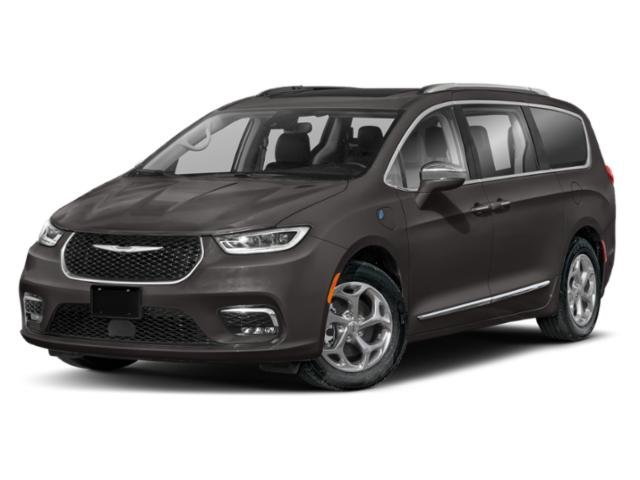 2021 Chrysler Pacifica Hybrid Limited Hybrid Limited FWD Gas/Electric V-6 3.6 L/220 [1]