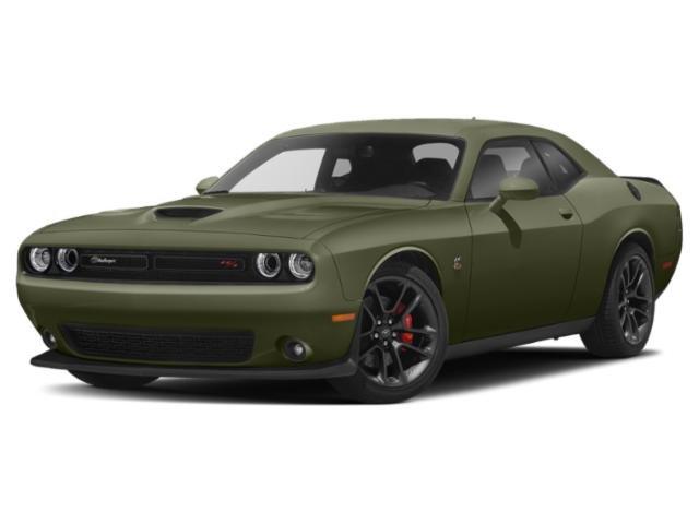 2021 Dodge Challenger R/T Scat Pack R/T Scat Pack RWD Premium Unleaded V-8 6.4 L/392 [12]