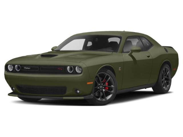 2021 Dodge Challenger  Premium Unleaded V-8 6.4 L/392 [9]