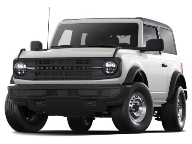2021 Ford Bronco Badlands Badlands 2 Door Advanced 4x4 Intercooled Turbo Regular Unleaded V-6 2.7 L/164 [2]