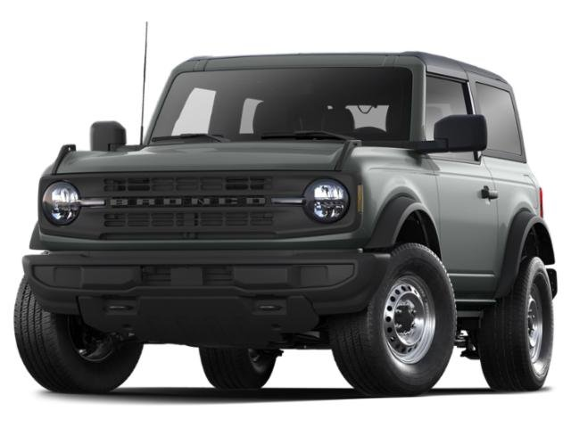 2021 Ford Bronco First Edition First Edition 4 Door Advanced 4x4 Intercooled Turbo Regular Unleaded V-6 2.7 L/164 [9]