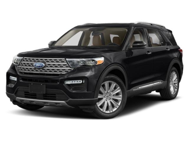 2021 Ford Explorer XLT XLT RWD Intercooled Turbo Premium Unleaded I-4 2.3 L/140 [0]