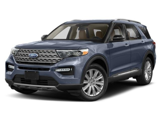2021 Ford Explorer XLT XLT RWD Intercooled Turbo Premium Unleaded I-4 2.3 L/140 [2]