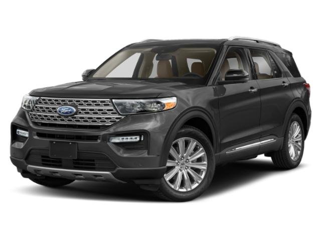 2021 Ford Explorer XLT XLT RWD Intercooled Turbo Premium Unleaded I-4 2.3 L/140 [1]