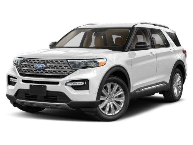 2021 Ford Explorer XLT XLT RWD Intercooled Turbo Premium Unleaded I-4 2.3 L/140 [0]