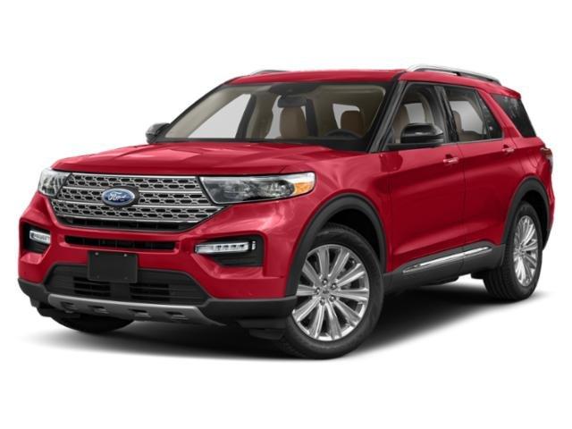 2021 Ford Explorer XLT XLT RWD Intercooled Turbo Premium Unleaded I-4 2.3 L/140 [18]