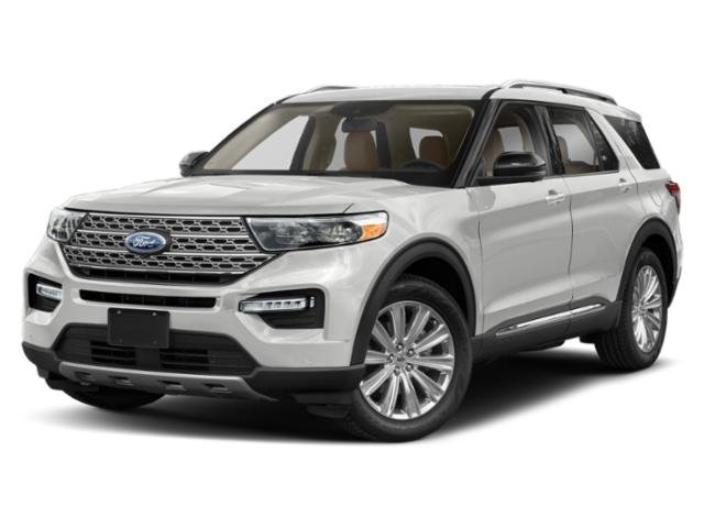 2021 Ford Explorer XLT XLT RWD Intercooled Turbo Premium Unleaded I-4 2.3 L/140 [15]
