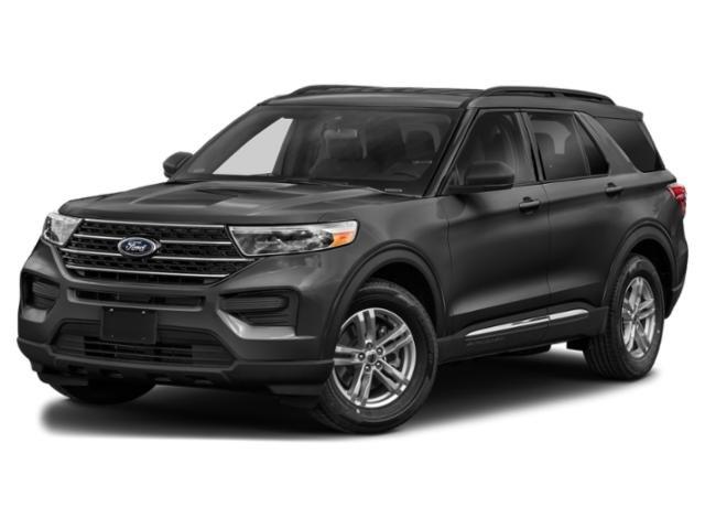 2021 Ford Explorer XLT XLT RWD Intercooled Turbo Premium Unleaded I-4 2.3 L/140 [5]