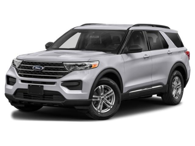 2021 Ford Explorer XLT XLT RWD Intercooled Turbo Premium Unleaded I-4 2.3 L/140 [8]