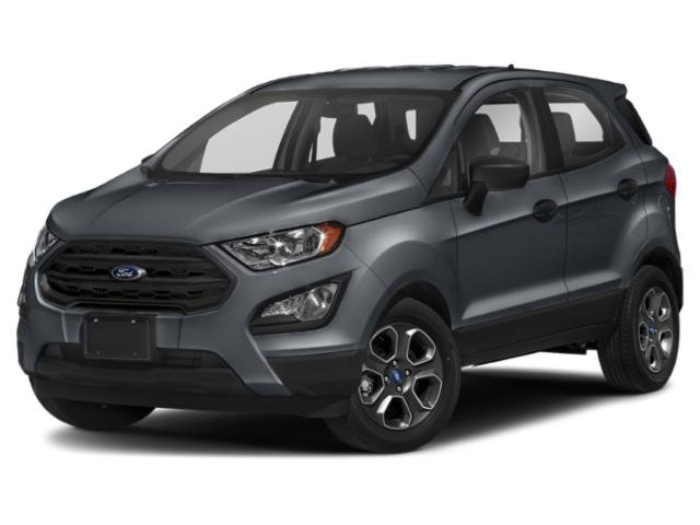 2021 Ford EcoSport S S FWD Intercooled Turbo Regular Unleaded I-3 1.0 L/61 [1]