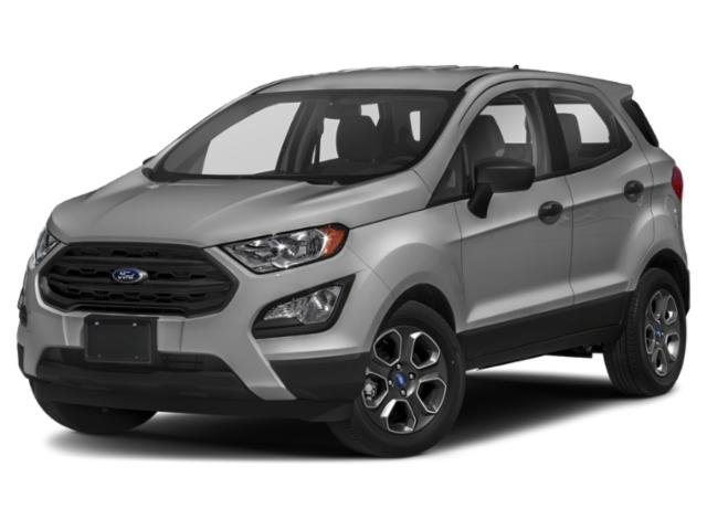 2021 Ford EcoSport S S FWD Intercooled Turbo Regular Unleaded I-3 1.0 L/61 [4]