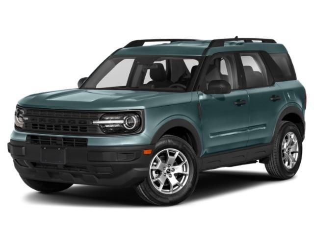 2021 Ford Bronco Sport Badlands Badlands 4x4 Intercooled Turbo Premium Unleaded I-4 2.0 L/122 [17]