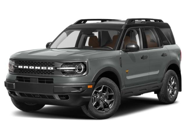 2021 Ford Bronco Sport Outer Banks Outer Banks 4x4 Intercooled Turbo Premium Unleaded I-3 1.5 L/91 [3]
