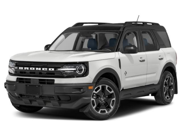 2021 Ford Bronco Sport Outer Banks Outer Banks 4x4 Intercooled Turbo Premium Unleaded I-3 1.5 L/91 [1]