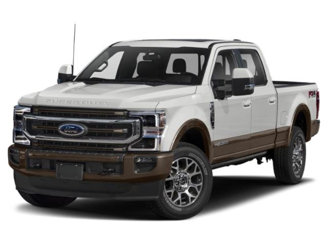 2021 Ford Super Duty F-250 SRW King Ranch King Ranch 4WD Crew Cab 6.75′ Box Regular Unleaded V-8 6.2 L/379 [59]
