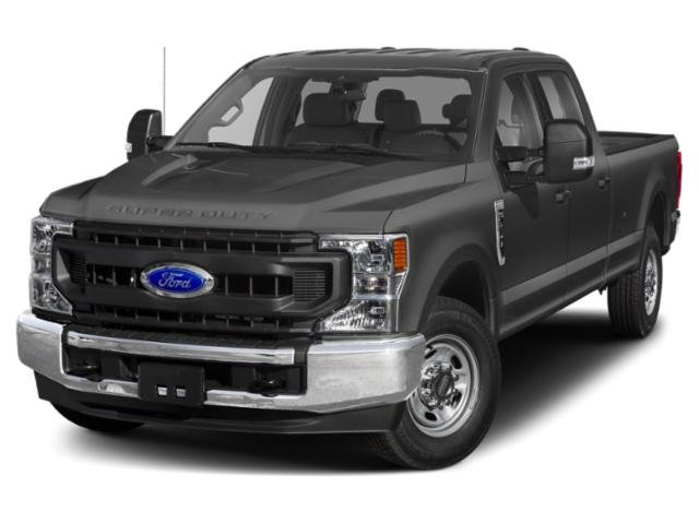 2021 Ford Super Duty F-250 SRW XL  Regular Unleaded V-8 7.3 L [10]