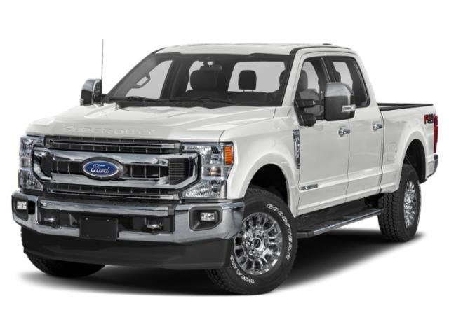 2021 Ford Super Duty F-250 SRW XLT XLT 4WD Crew Cab 6.75' Box Intercooled Turbo Diesel V-8 6.7 L/406 [9]