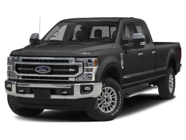 2021 Ford Super Duty F-350 SRW LARIAT  Intercooled Turbo Diesel V-8 6.7 L/406 [3]