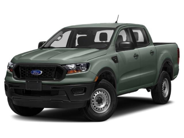 2021 Ford Ranger XL XL 2WD SuperCrew 5' Box Intercooled Turbo Regular Unleaded I-4 2.3 L/140 [7]