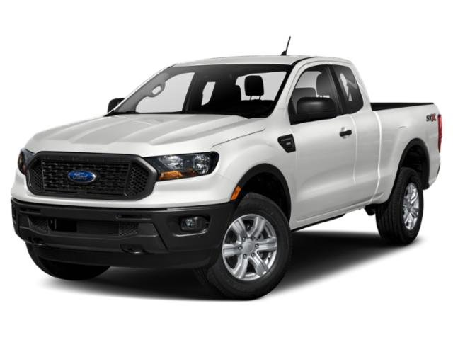 2021 Ford Ranger XL XL 2WD SuperCab 6' Box Intercooled Turbo Regular Unleaded I-4 2.3 L/140 [1]