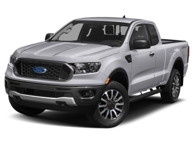 2021 Ford Ranger XL XL 2WD SuperCab 6′ Box Intercooled Turbo Regular Unleaded I-4 2.3 L/140 [4]
