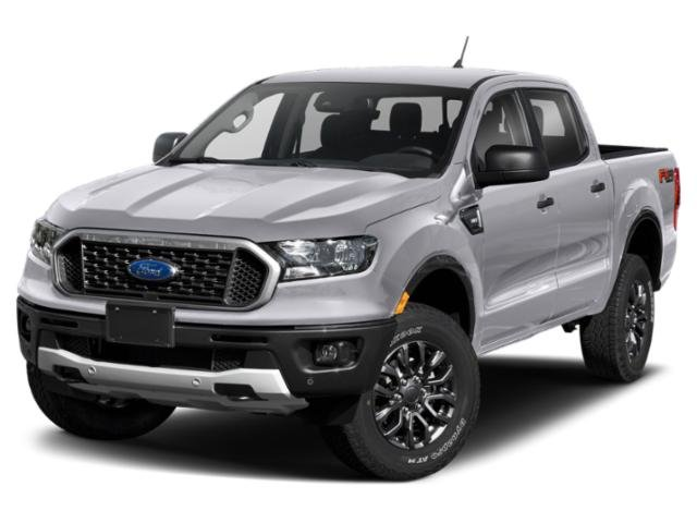 2021 Ford Ranger XLT XLT 2WD SuperCrew 5' Box Intercooled Turbo Regular Unleaded I-4 2.3 L/140 [17]