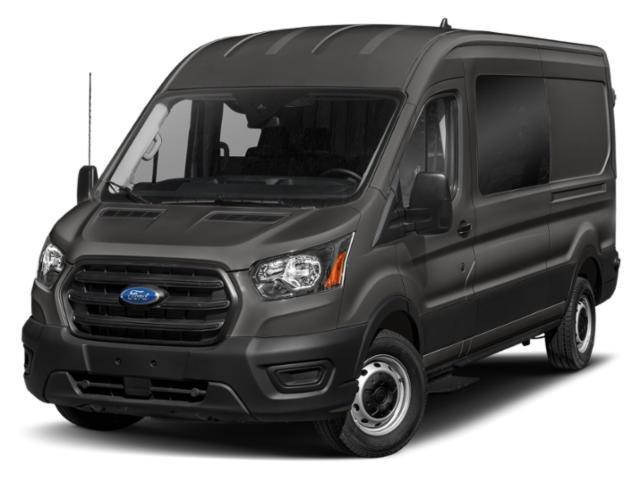 """2021 Ford Transit Crew Van XL T-350 148"""" Med Rf 9250 GVWR AWD Twin Turbo Premium Unleaded V-6 3.5 L/213 [0]"""