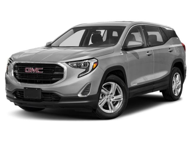 2021 GMC Terrain SLE FWD 4dr SLE Turbocharged Gas 1.5L/92 [2]