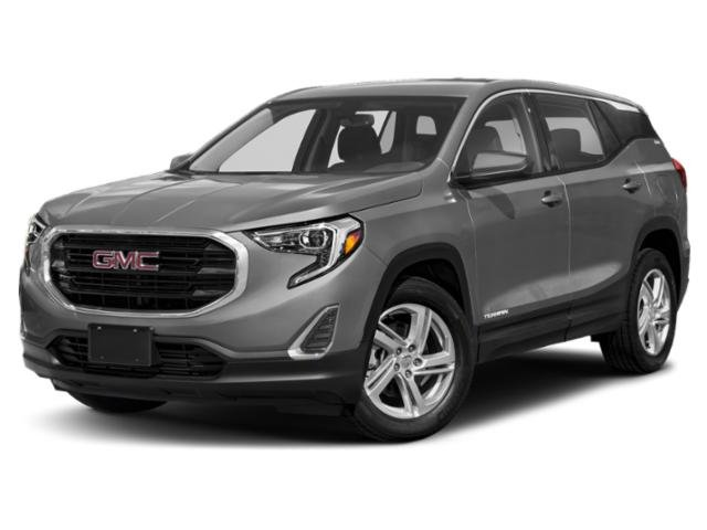 2021 GMC Terrain SLE FWD 4dr SLE Turbocharged Gas 1.5L/92 [1]