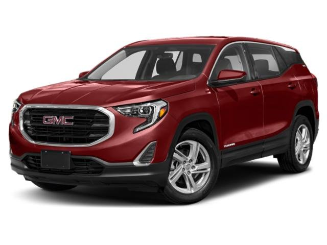 2021 GMC Terrain SLE FWD 4dr SLE Turbocharged Gas 1.5L/92 [4]