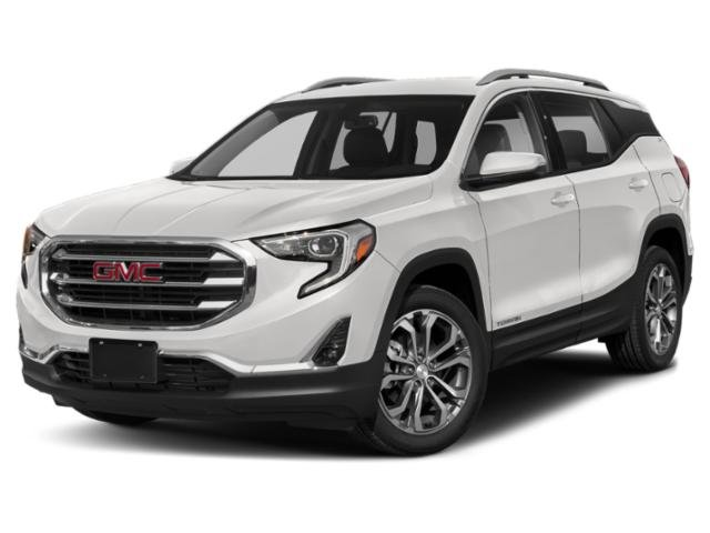2021 GMC Terrain SLT FWD 4dr SLT Turbocharged Gas 1.5L/92 [6]