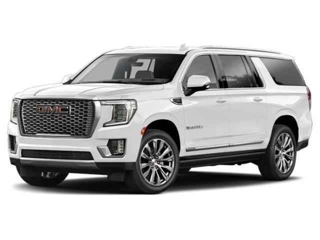 2021 GMC Yukon XL SLT 4WD 4dr SLT Gas V8 5.3L/ [8]