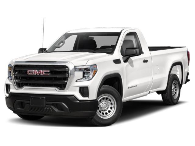 """2021 GMC Sierra 1500 Base 2WD Reg Cab 140"""" Gas V6 4.3L/262 [2]"""