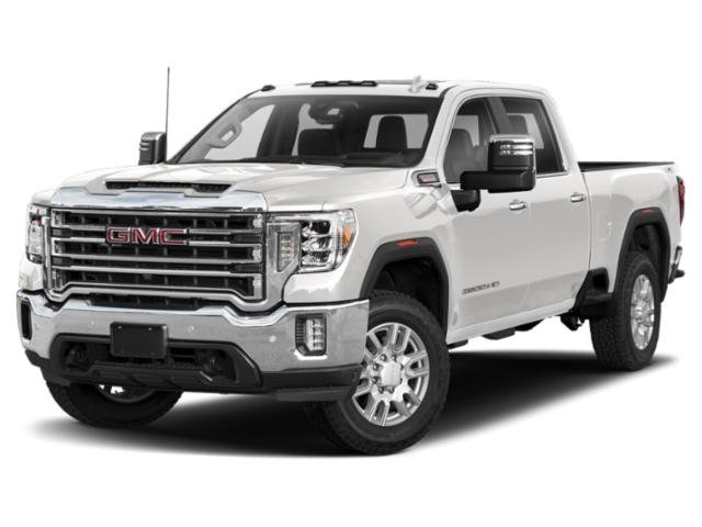 "2021 GMC Sierra 2500HD AT4 4WD Crew Cab 159"" AT4 Turbocharged Diesel V8 6.6L/403 [0]"