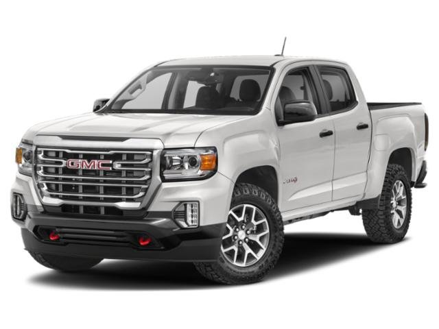 """2021 GMC Canyon 4WD AT4 w/Leather 4WD Crew Cab 128"""" AT4 w/Leather Gas V6 3.6L/222 [6]"""