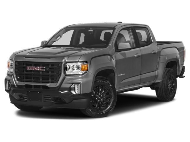 "2021 GMC Canyon 2WD Elevation 2WD Crew Cab 128"" Elevation Gas V6 3.6L/222 [12]"