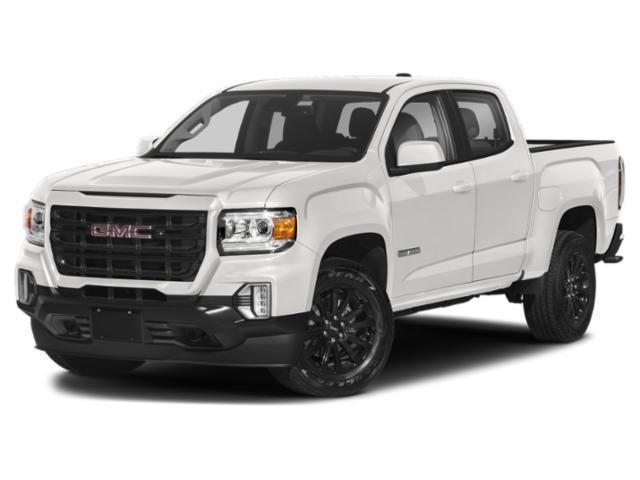 "2021 GMC Canyon 4WD Elevation 4WD Crew Cab 141"" Elevation Turbocharged Diesel I4 2.8L/169 [2]"