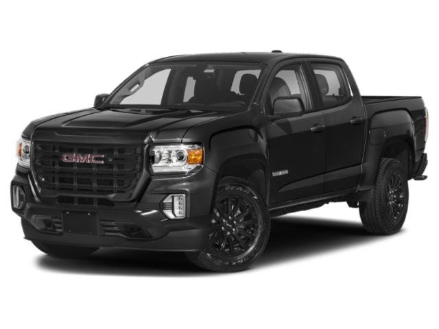 "2021 GMC Canyon 4WD Elevation 4WD Crew Cab 141"" Elevation Gas V6 3.6L/222 [0]"