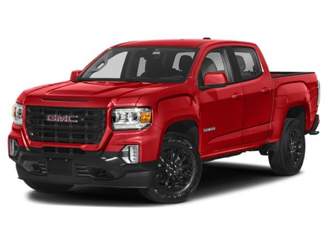 "2021 GMC Canyon 2WD Elevation 2WD Crew Cab 128"" Elevation Gas V6 3.6L/222 [13]"
