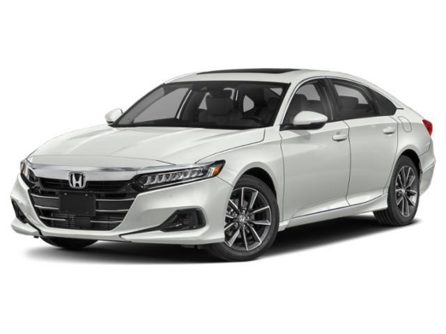 2021 Honda Accord Sedan EX-L EX-L 1.5T CVT Intercooled Turbo Regular Unleaded I-4 1.5 L/91 [22]